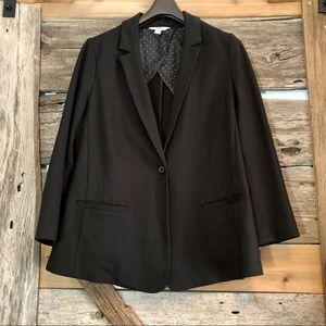 Old Navy Classic Pointe-knit blazer